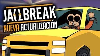 ROBLOX: ¡NUEVA ACTUALIZACIÓN, NUEVO VEHÍCULO! | Jailbreak