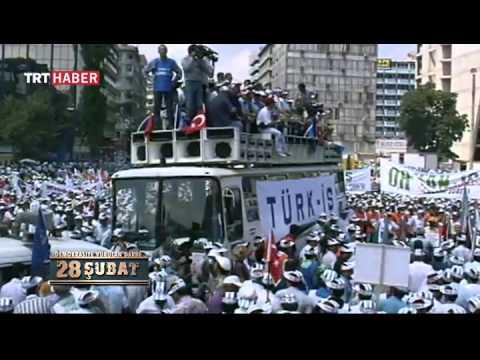 """""""Demokrasiye Vurulan Darbe 28 Şubat"""" Belgeselinin Tamamı"""