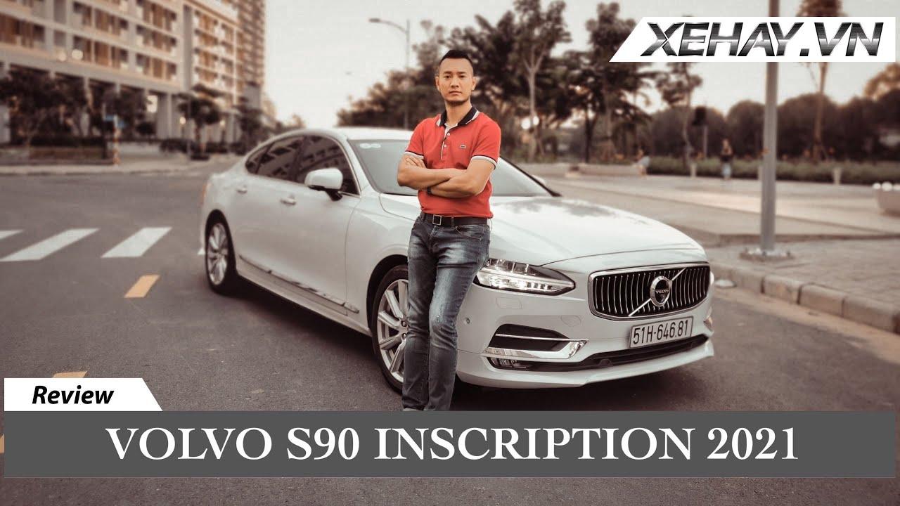 Đánh giá xe Volvo S90 2021 - động cơ mới, 4WD, cải tiến bất ngờ