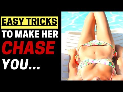 How to Make a Girl Chase You - Do These Steps And She Will Like You!