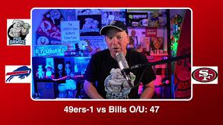 San Francisco 49ers vs <b>Buffalo Bills</b> 12/7/20 NFL Pick and ...