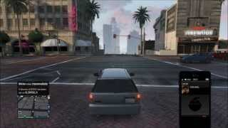GTA 5 Online Calling a Mugger on People
