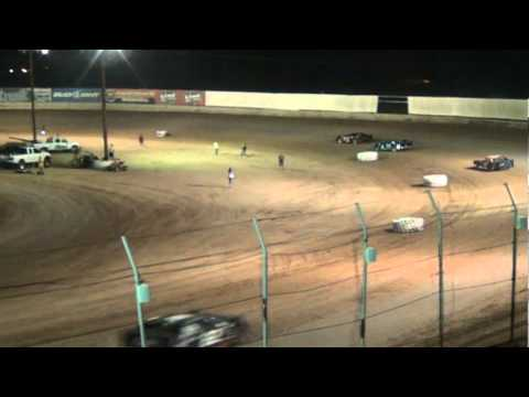 Carl Trimmer Classic Super Stock Main Event 10-15-2011 @ USA Raceway Tucson AZ