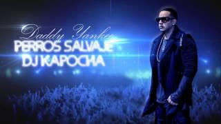 Daddy Yankee - Perros Salvaje (Version Cumbia) Dj Kapocha