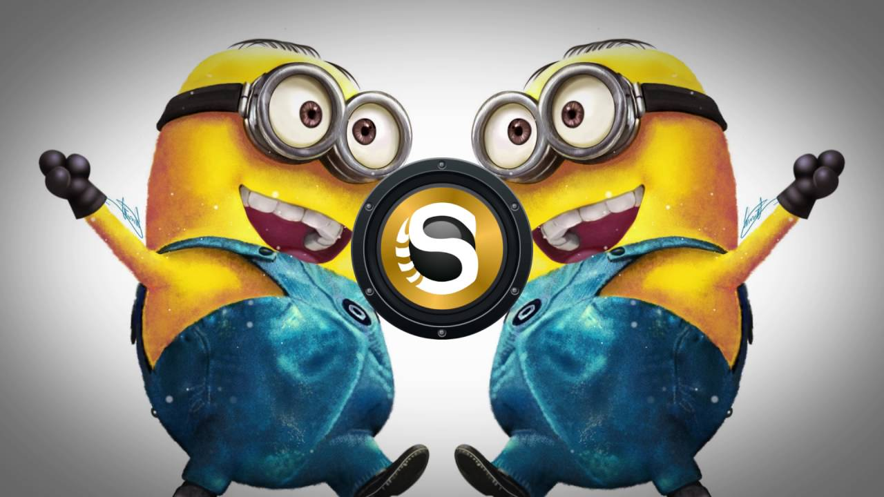 Minion Banana Song Bassboosted - Youtube-9086