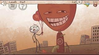 Troll Face Quest Unlucky , Troll Face Quest Internet Memes Complete Walkthrough Funny Troll