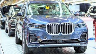 2019 BMW X7 Production