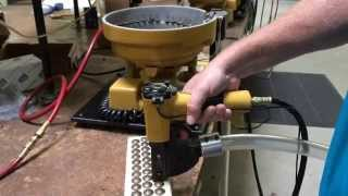 automatic large brass nailer system by design tool inc