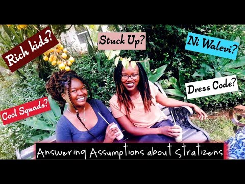 Strathmore University Kenya||Answering Your Assumptions About Stratizens! Ft.Mercy||Dresscode?Snobs?