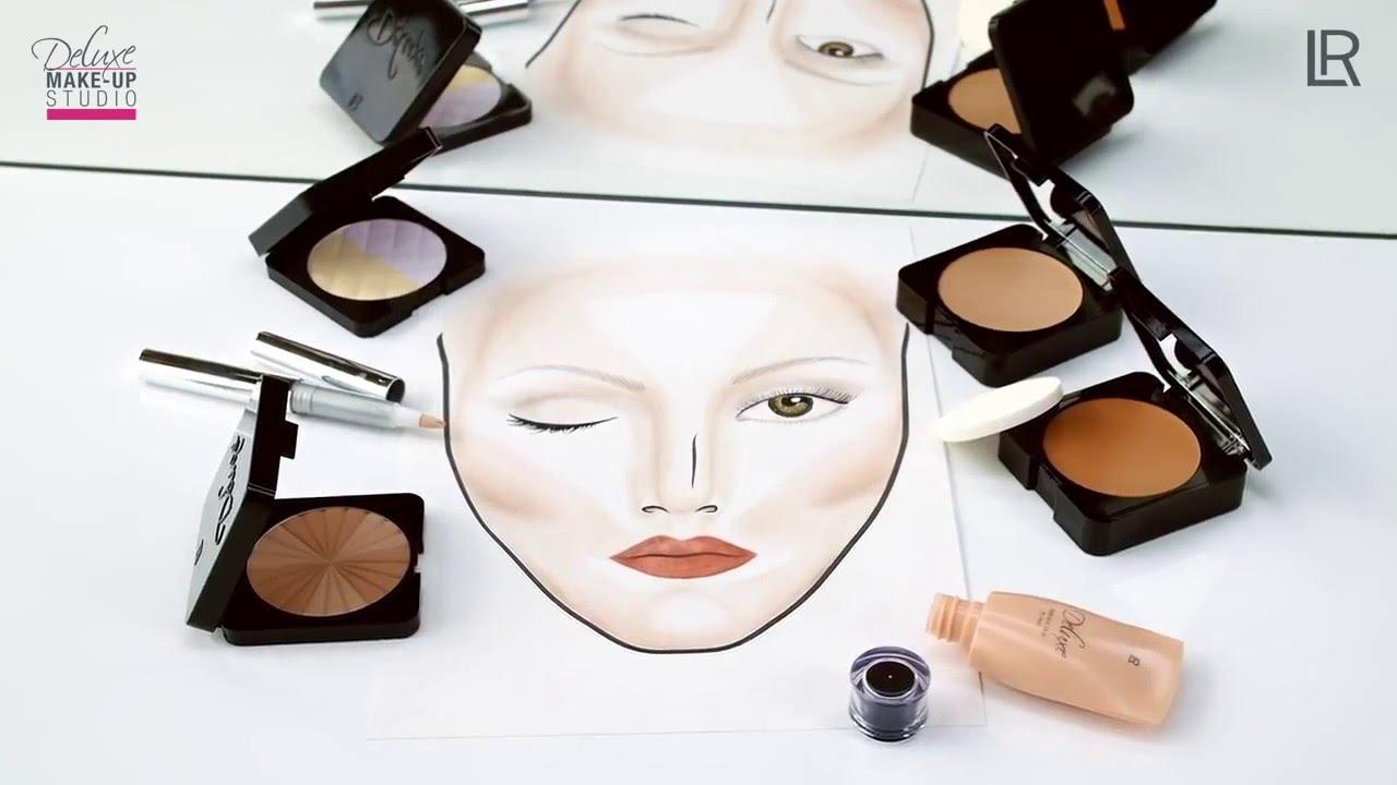 Maquillaje LR-Deluxe