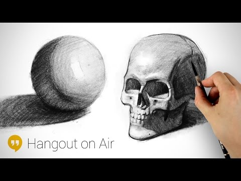 Live Shading Demo - Drawing Light on Form