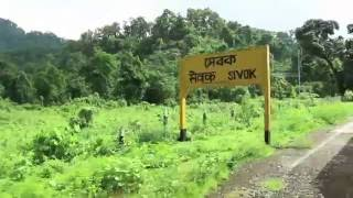 Discover Dooars : Calm Sivok Railway Station