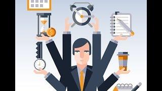 9:30pm 直播:时间管理Time Management
