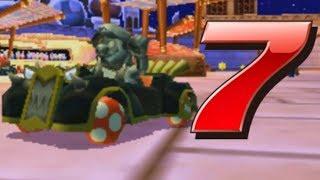 Mario Kart 7 - Donate to Pick My Combo! - Normal & Hacker Races!
