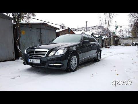 Реальный Расход Топлива Mercedes E220 cdi   w212   qzece