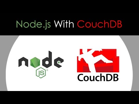 Node js With CouchDB
