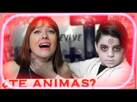 ¿TE ANIMAS A ENTRAR? - Especial Halloween