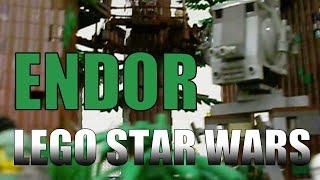 LEGO Fanwelt 08 - Star Wars Endor in LEGO