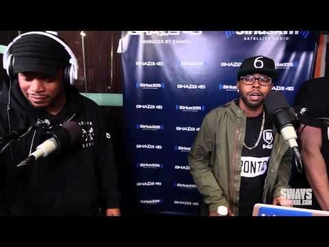 FRIDAY FIRE CYPHER: SEVN THOMAS & PREZIDENT JEFF