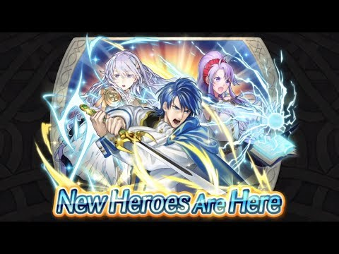 New Heroes - World of Holy War Banner! Quick Analysis and Impression | FEH News 【Fire Emblem Heroes】
