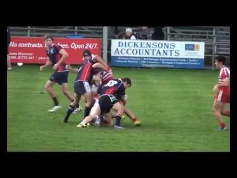 MCSHS Vs PBCSHS Rugby League. Gee Shield semi-final 16072013