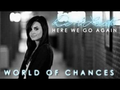 (ORIGINAL UPLOADER) Demi Lovato -- World Of Chances (Official Music Video) (HD)