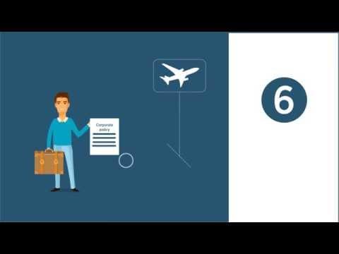 BullBull, an app for corporate travellers [explainer video portfolio]