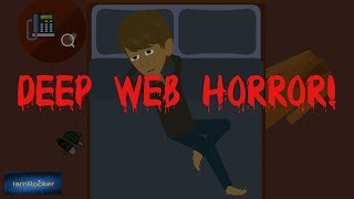 Never Go on Deep Web - Scary Story (Animated in Hindi)