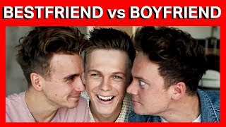 BOYFRIEND vs BEST FRIEND TAG! w/ ThatcherJoe & Conor Maynard