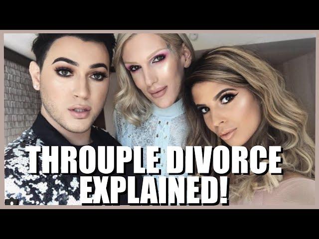 THROUPLE DIVORCE EXPLAINED! ⎮ PLANTED EVIDENCE
