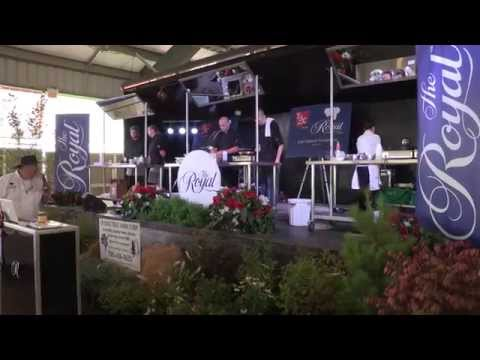 Road To The Royal Chef Challenge: Barrie, Ontario
