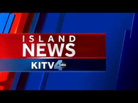 KITV Island News at 6pm open (7-17-17)