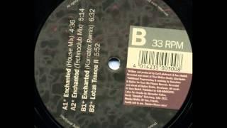 Lotus Eye - Enchanted (Komatex Remix)  (HD+) CLASSIC