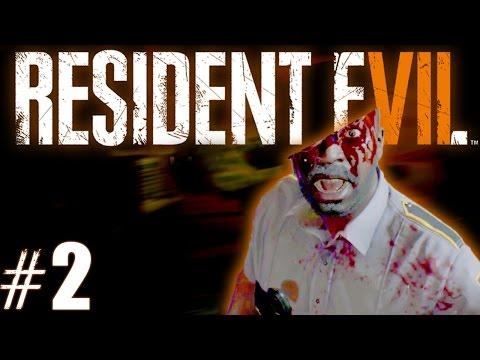 DOM VÄGRAR DÖ | Resident Evil 7 #2