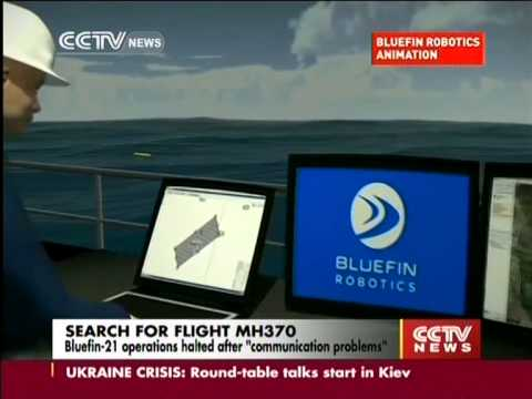 "Bluefin-21 operations halted after ""communication problems"""