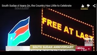 South Sudan 4 Years On, the Country Has Little to Celebrate