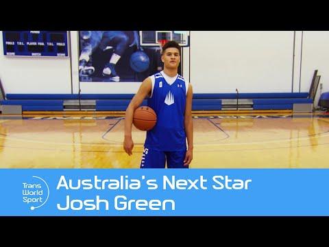 Josh Green | Australia's Next Basketball Star | Trans World Sport
