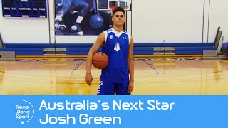 Josh Green | Australia's Next Basketball Star | Trans World Sport