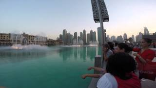 Эмираты: экскурсия в Дубай