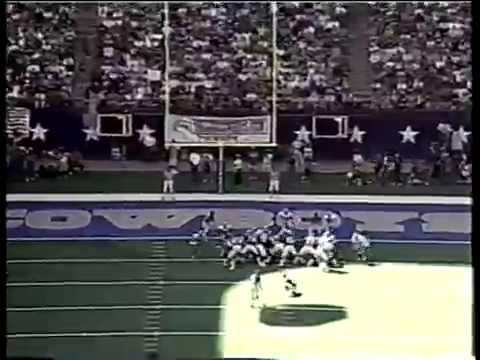 Chargers vs. Cowboys, 2001