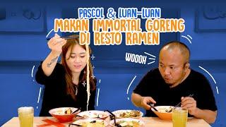 Keseruan Review Makanan Jepang Dari Bang Pascol Dan Luan Luan
