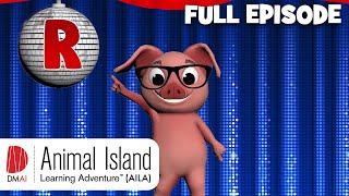 Preschool Video Animal Island Learning Adventure (AILA) | Letters, Songs, Story Books