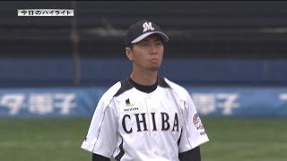 ロッテは打線が12安打10得点と爆発し大勝。埼玉西武の連勝を7で止めた。...