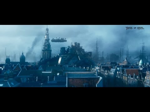 Tears of Steel - Blender VFX Open Movie