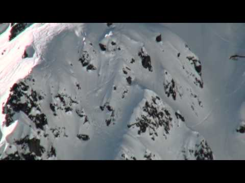 Freeride World Tour (FWT) Chamonix 2013 - Griffin Post - Ski