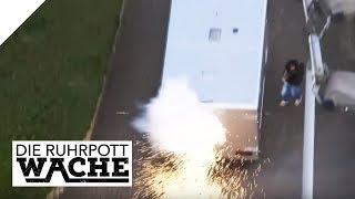 Explosiver Überfall auf Geldtransporter | Katja Wolf & Bora Aksu | Die Ruhrpottwache | SAT.1 TV