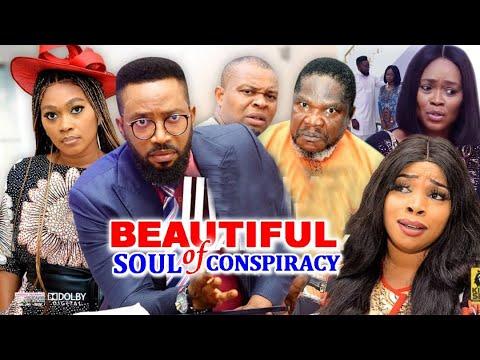 Beautiful Soul Of Conspiracy Season1&2 Fredrick Leonard,Tana Adelana & Ugezu J Ugezu Nigerian Movie.