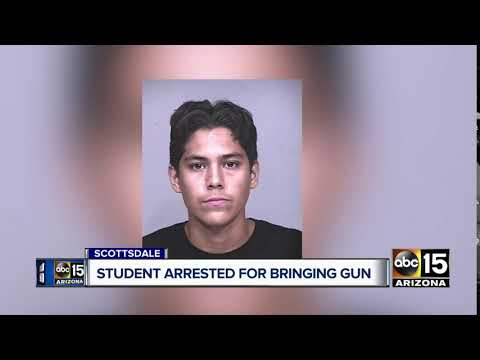 Coronado High School student arrested for posting threat to