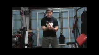 Four Favorite Arm Wrestling Exercises