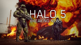 BREAKING NEWS | Halo 5 - Master Chief and Agent Locke Crash Land in London
